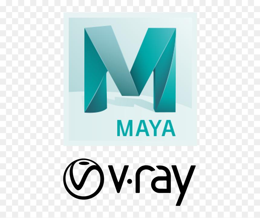 Autodesk Maya Logo Png, Transparent Png - Vray Logo Png Pluspng.com  - Vray Logo PNG