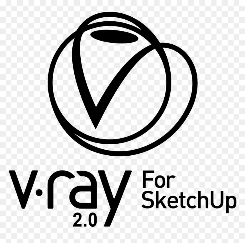 V-ray For Sketchup - Vray Sketchup Logo Png, Transparent Png Pluspng.com  - Vray Logo PNG