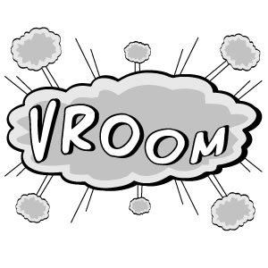 Vroom Vroom PNG - 55909
