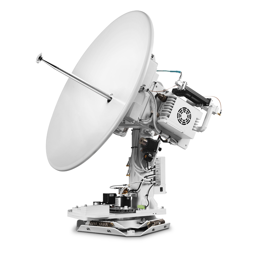 Intellian v80 - Vsat PNG