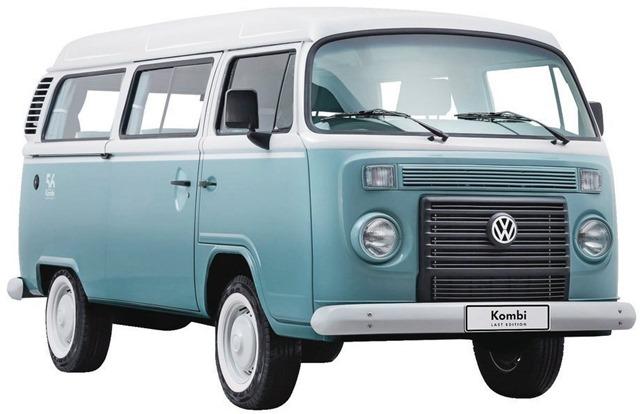 volkswagen-kombi-last-edition - Vw Kombi PNG