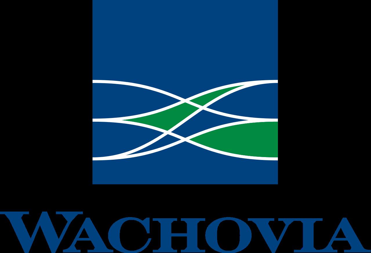 Wachovia Logo PNG