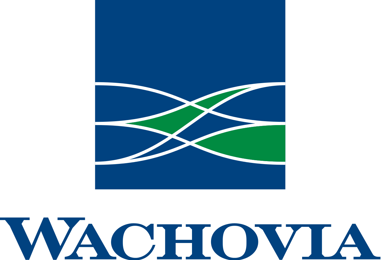 Wachovia Logo Vector PNG