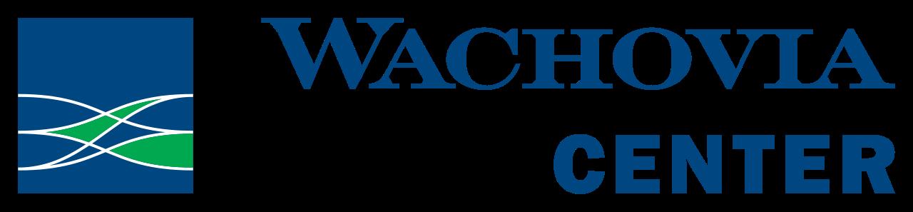 Filename: 1280px-Logo_Wachovia_Center.svg.png - Wachovia Logo PNG - Wachovia Logo Vector PNG
