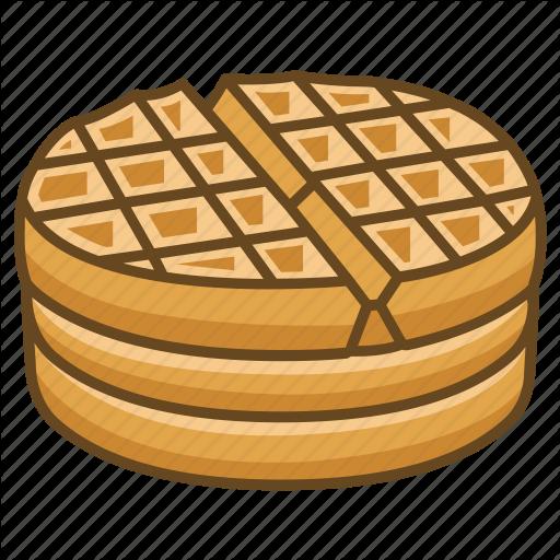 Waffle Breakfast PNG - 54159