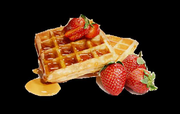 Waffle Breakfast PNG - 54162