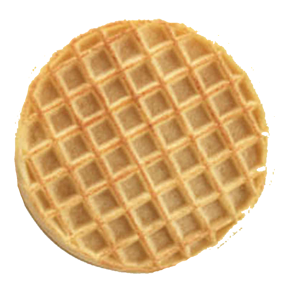 Waffle.png - Waffle Breakfast PNG