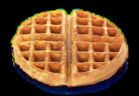 waffle round small - /food/breakfast/waffle/waffle_round_small.png.html - Waffle Breakfast PNG