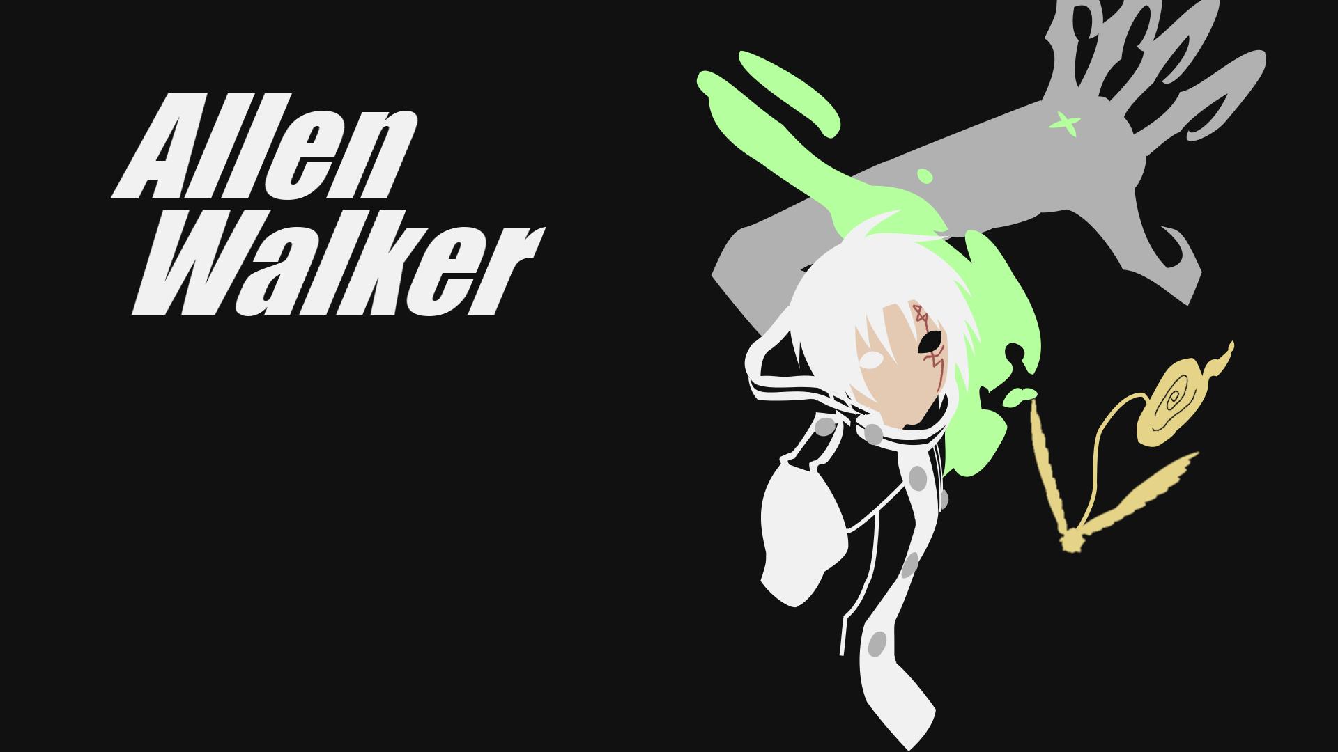Allen Walker Background by Pistoltc. - Walker PNG HD