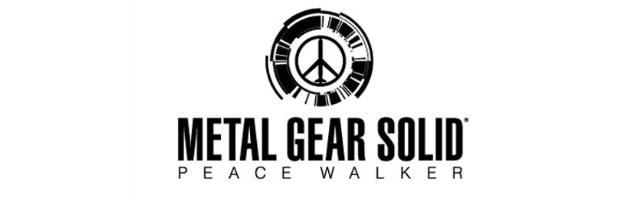 Metal Gear Solid - Peace Walker Logo - Walker PNG HD