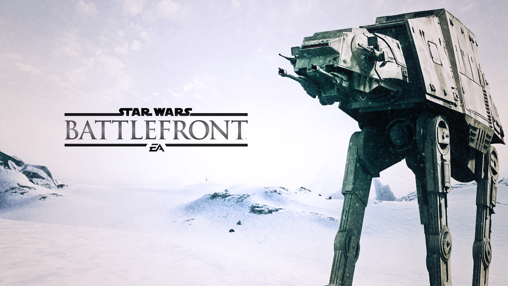 Star wars - AT-AT Imperial walker HD by LaNoif PlusPng.com  - Walker PNG HD