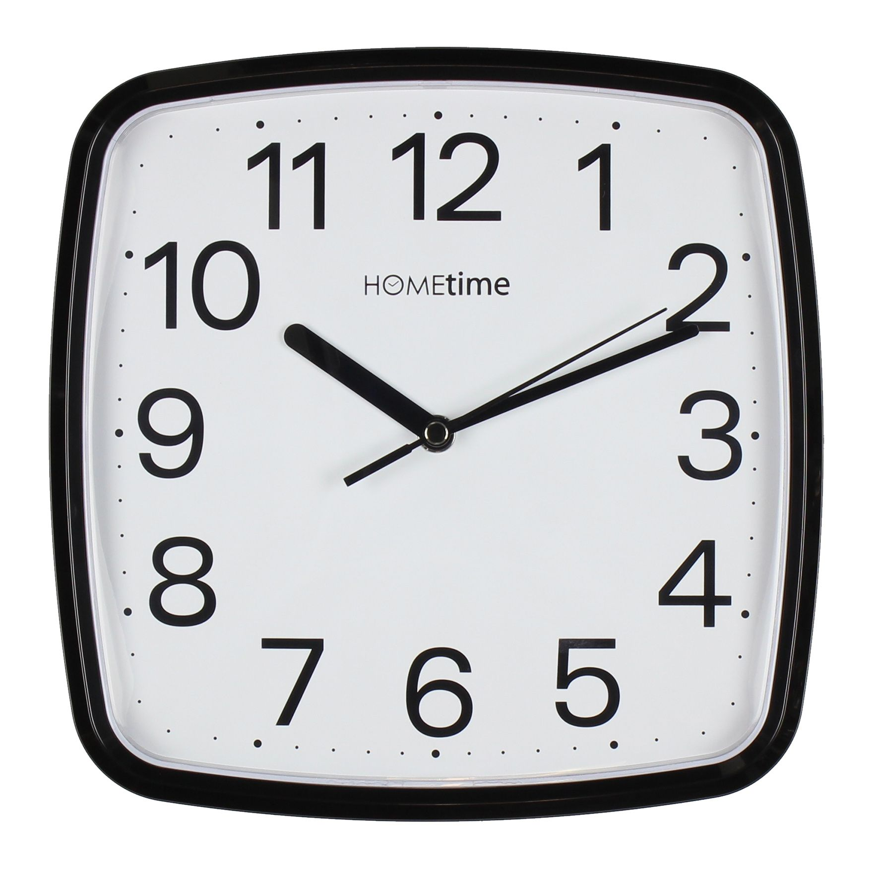 Wall Clock Png Black And White Pluspng 1772