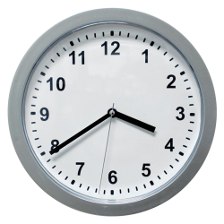 Wall Clock PNG Image - Wall Clock PNG Black And White