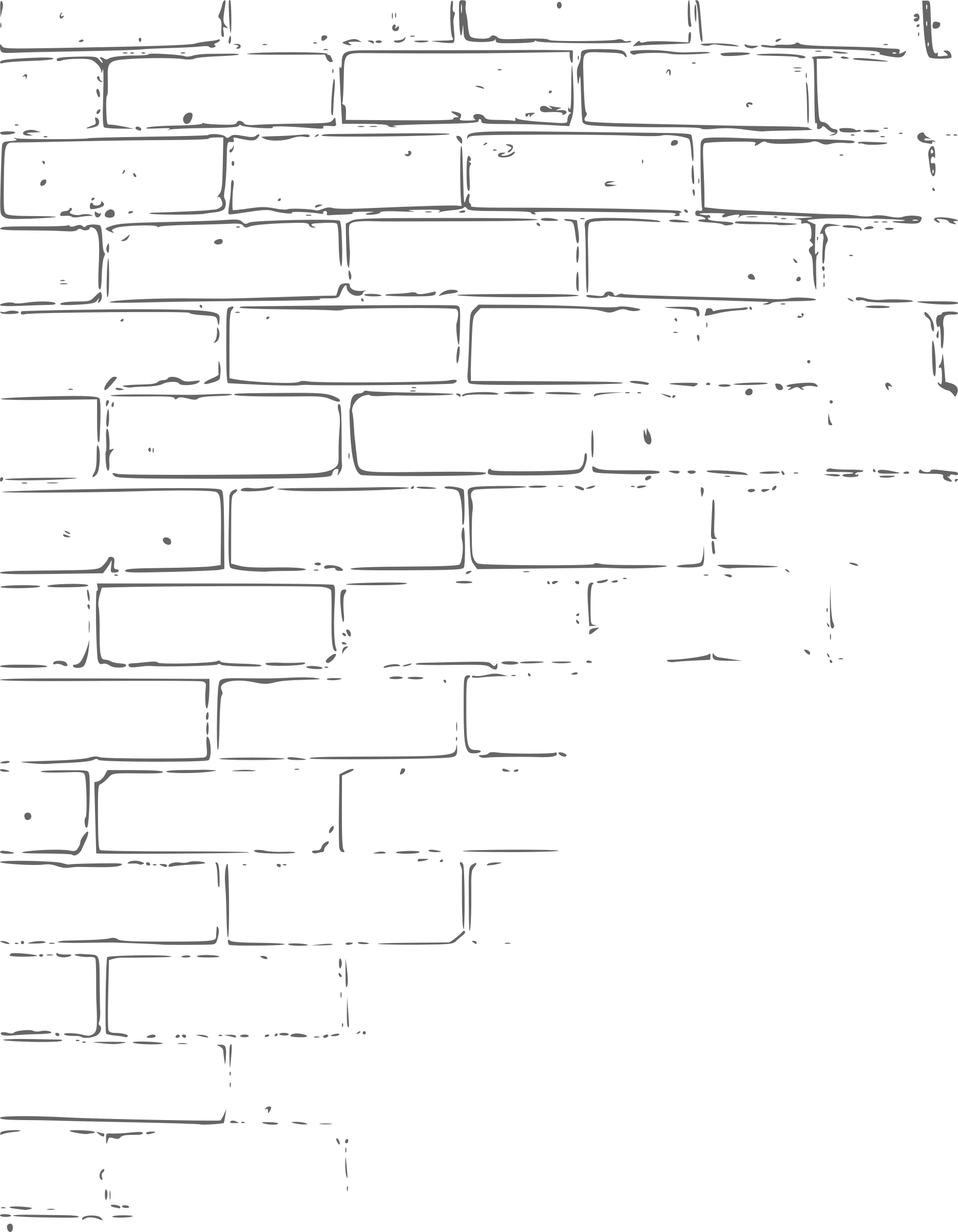 BIG IMAGE (PNG) - Wall PNG Black And White