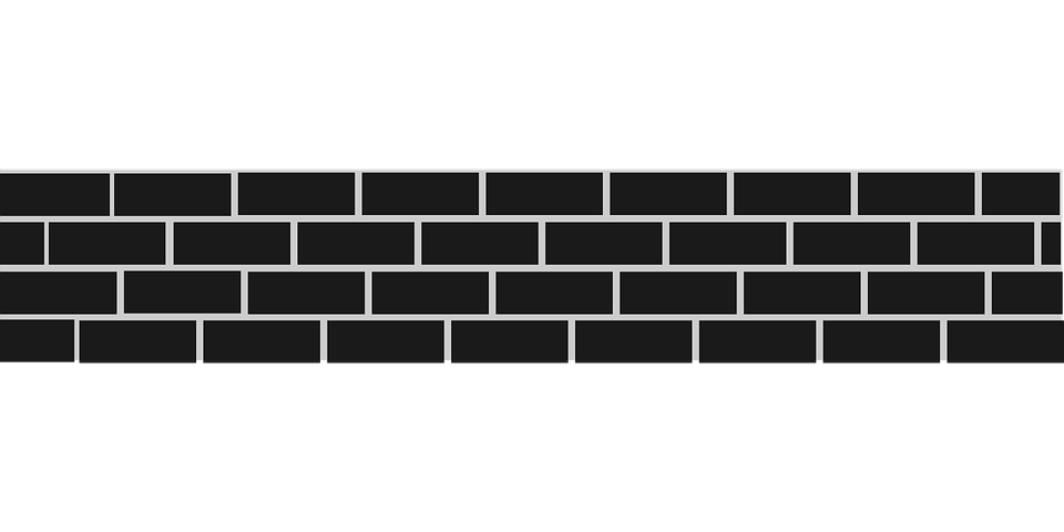 Wall PNG Black And White - 159663
