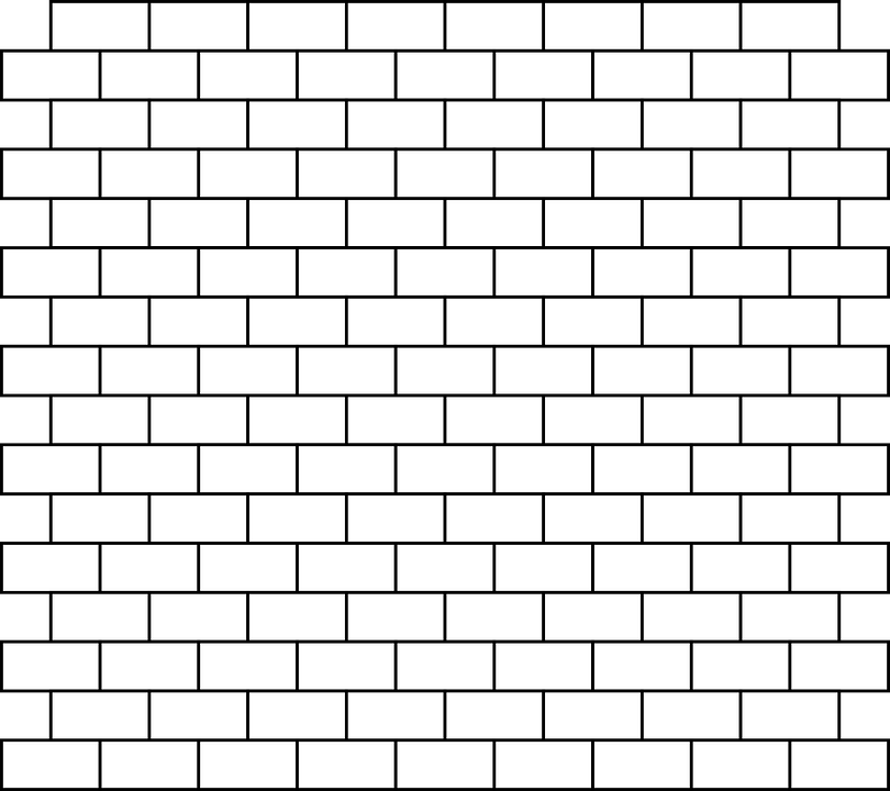 Wall PNG Black And White - 159661