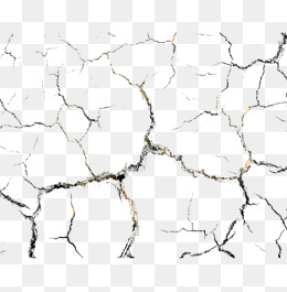 wall crack effect, Crack, Broken, Fragmentation PNG Image and Clipart - Wall PNG Black And White