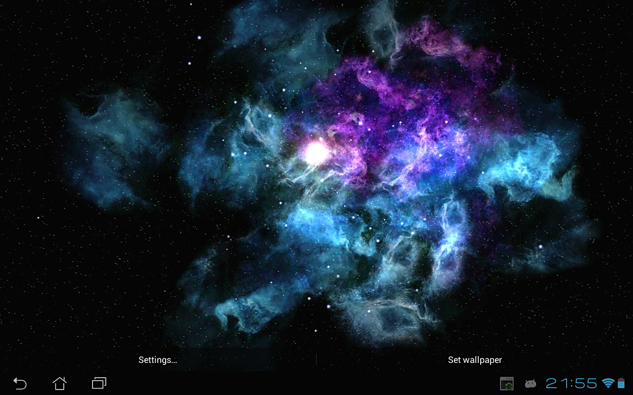 Deep Galaxies HD Free- screenshot - Wallet HD PNG