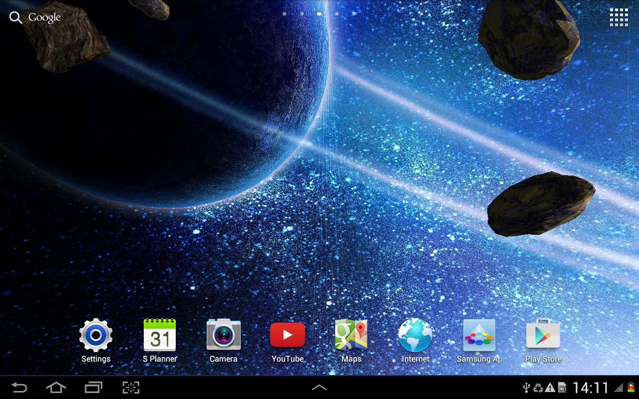 HD Space Live Wallpaper- screenshot - Wallet HD PNG