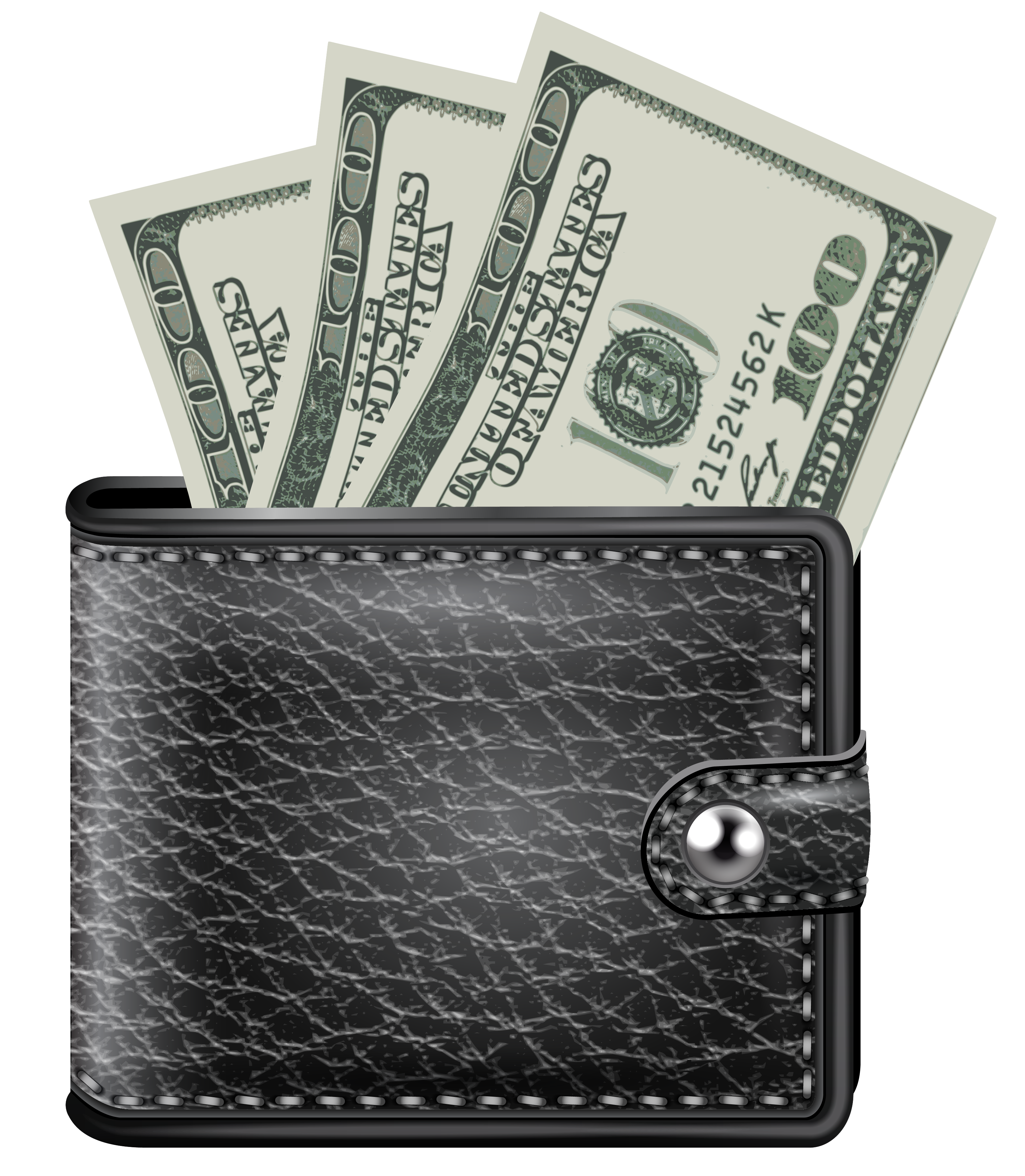 Wallet HD PNG - 96567