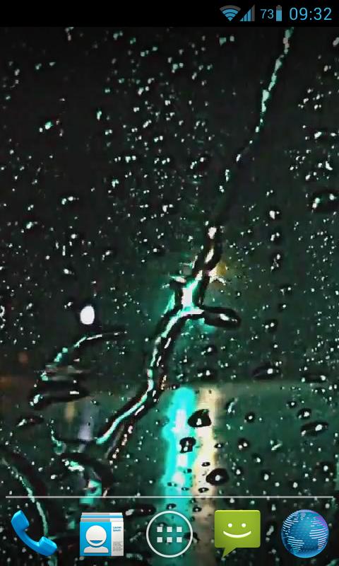 Rain Drops Live Wallpaper HD- screenshot - Wallet HD PNG