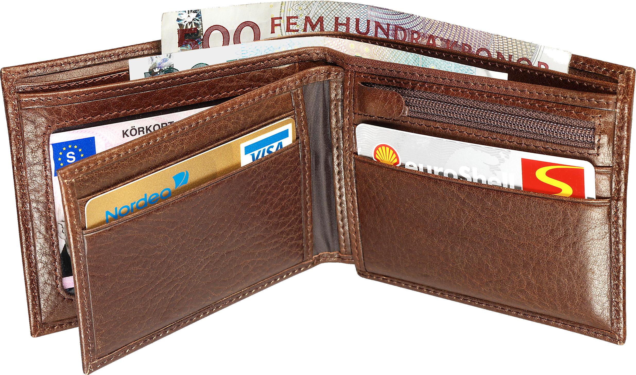 Wallet PNG - 2285