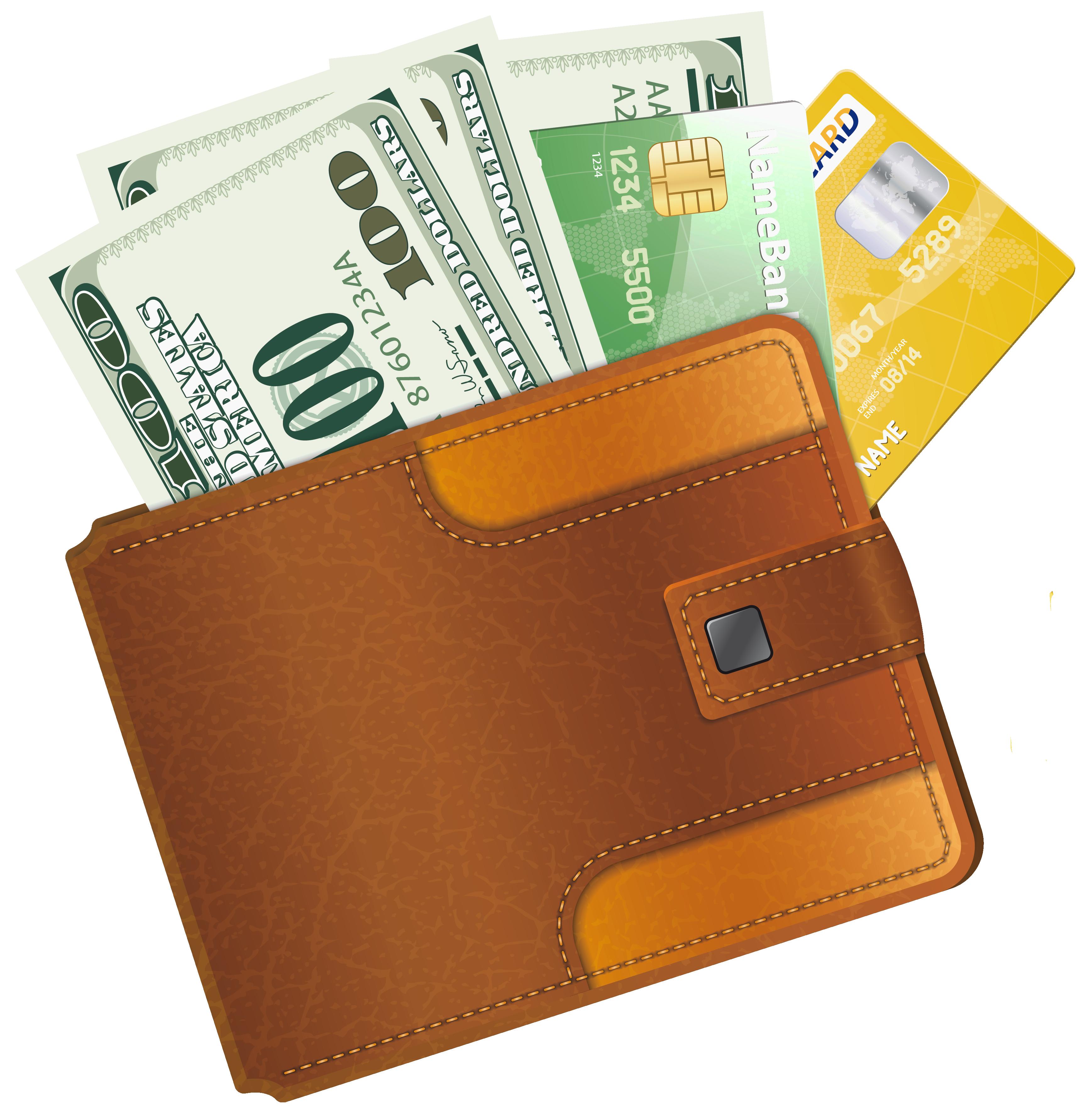 Wallet PNG - 2299