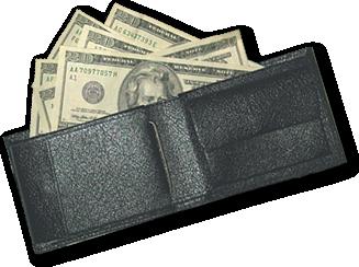 Wallet PNG - 2300