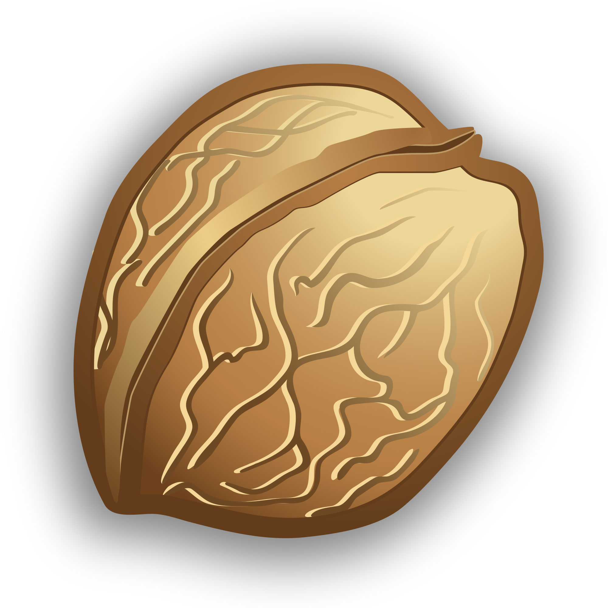 New SVG image - Walnut PNG