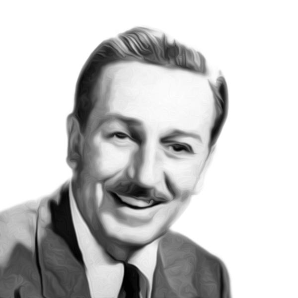 Walt Disney PNG-PlusPNG.com-600 - Walt Disney PNG