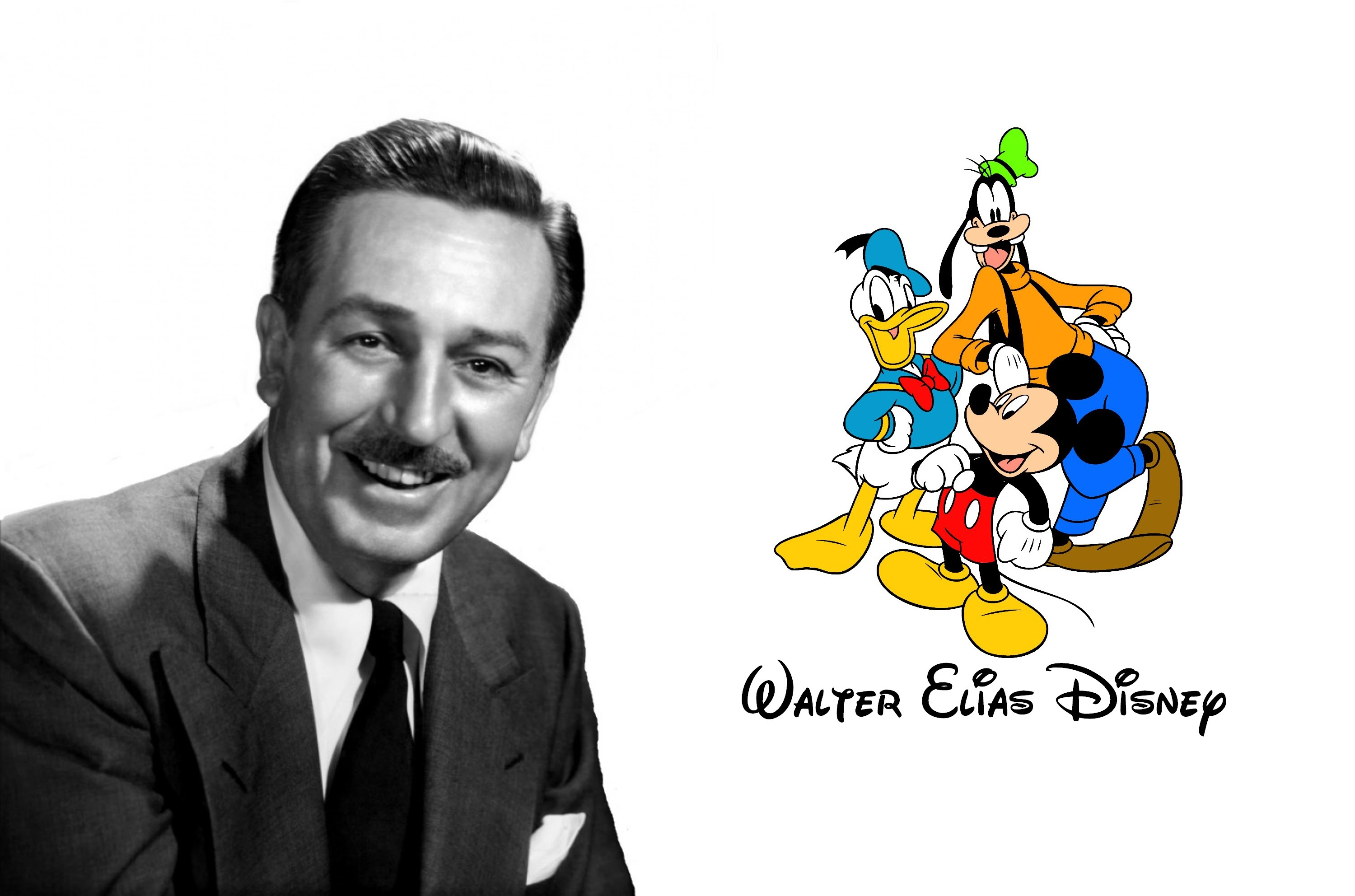 Disneyland Opening Day Dedication Speech by Walt Disney (1955) - YouTube - Walt Disney PNG