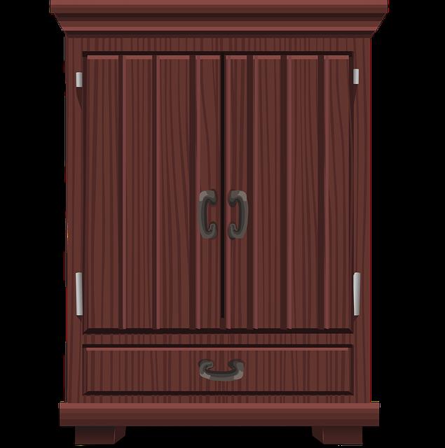 Wardrobe HD PNG - 93175