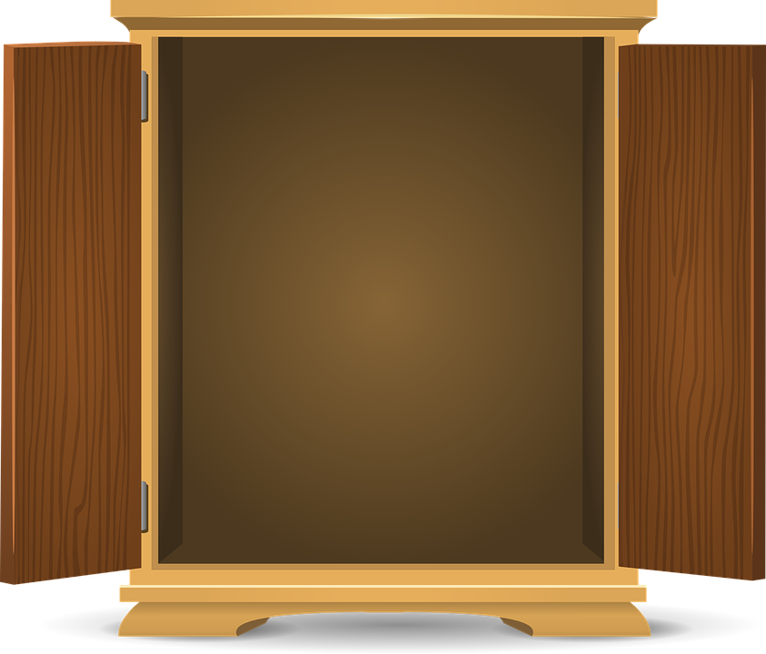 Free vector graphic: Cupboard, Wooden, Storage, Cabinet - Free Image on  Pixabay - 575356 - Wardrobe HD PNG