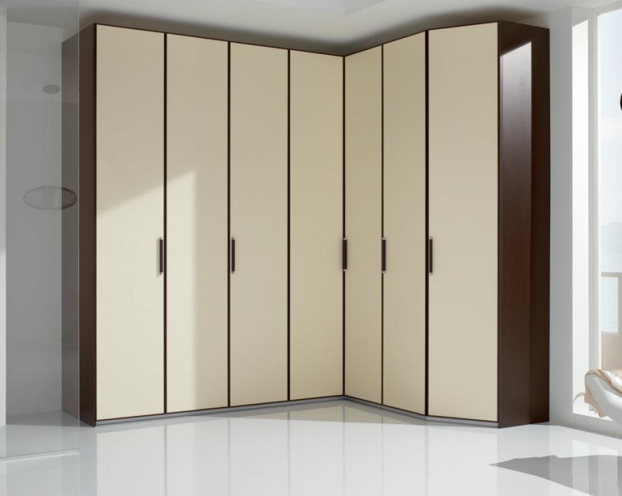 Modern Italian Corner Wardrobe SP-Coren 1 - Wardrobe HD PNG