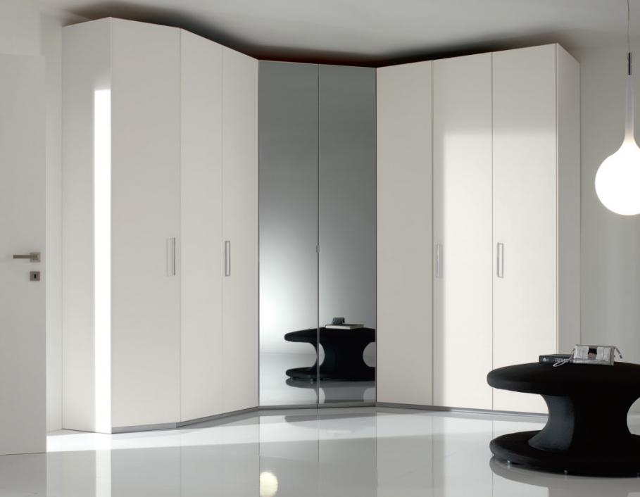 Modern Italian Corner Wardrobe SP-Coren - Wardrobe HD PNG