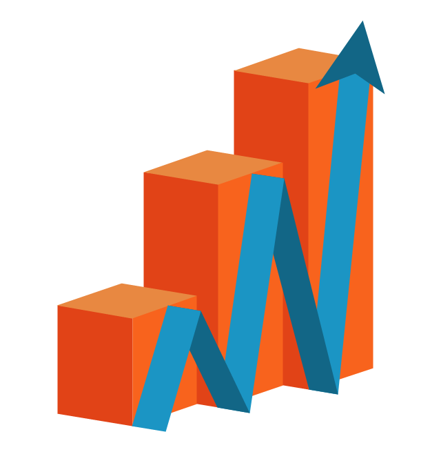 Sales growth, sales growth, - Warehouse Group Vector PNG