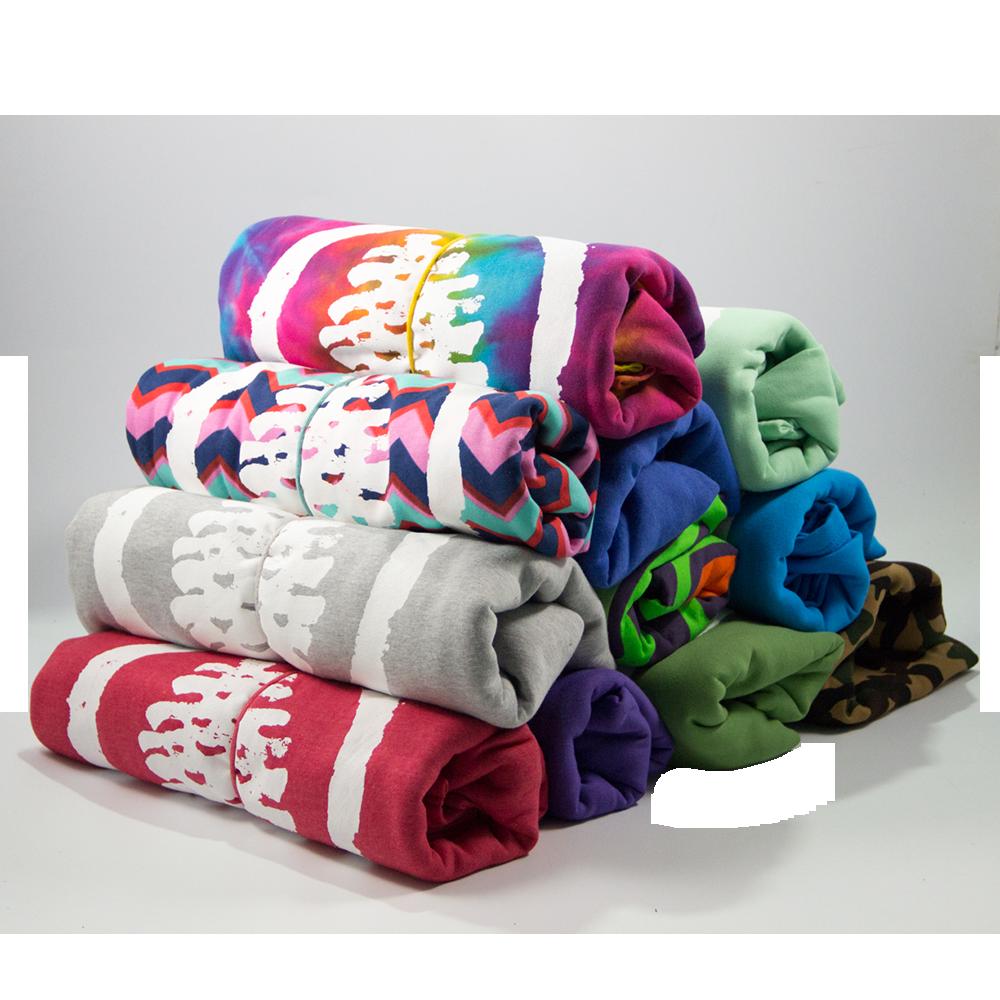 Designer Towels - Warm Blanket PNG