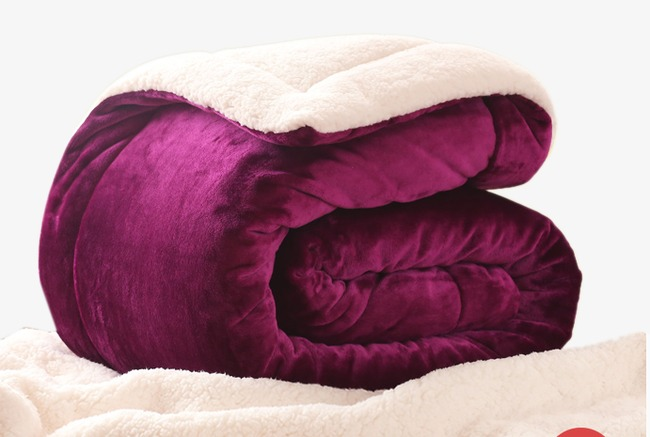 double thick warm imitation cashmere blankets, Product Kind, Rain Blanket  Together, Winter Flannel - Warm Blanket PNG