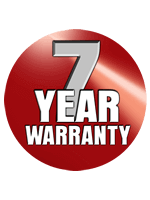 7 year warranty - Warranty HD PNG