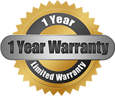 All dbell products comes with 1 year limited warranty. - Warranty HD PNG