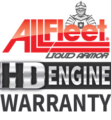 ALLFLEET HD Engine Warranty Logo - Warranty HD PNG