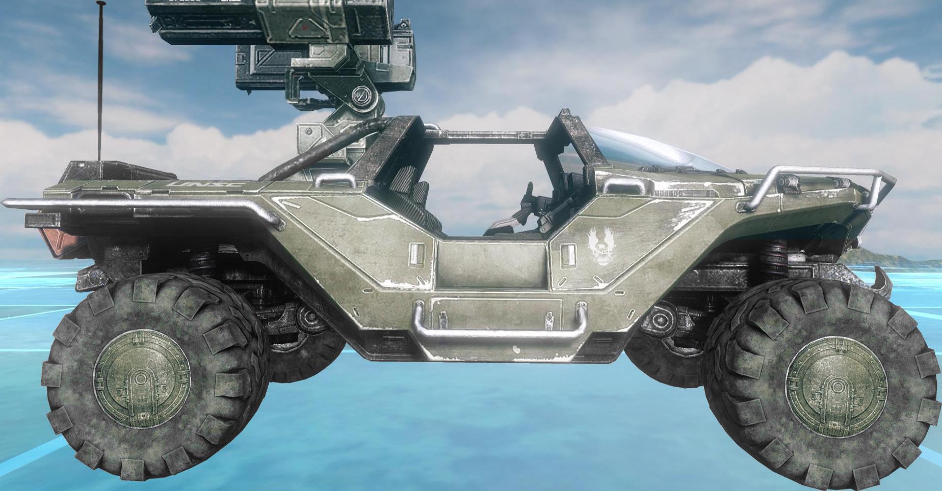 H4 M12 Warthog.png - Warthog PNG HD
