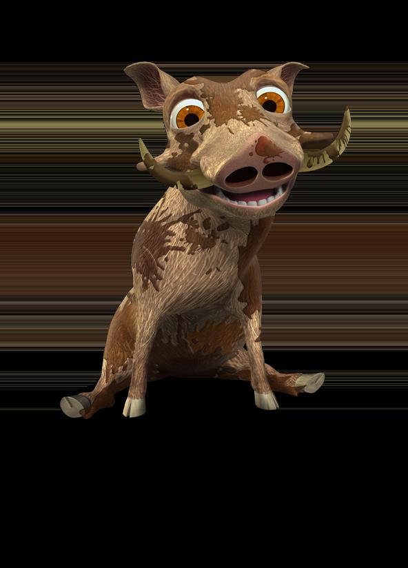 Warthog - Warthog PNG HD