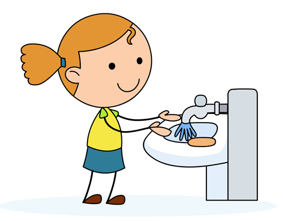 hand wash images cartoon - Wash Hands And Face PNG