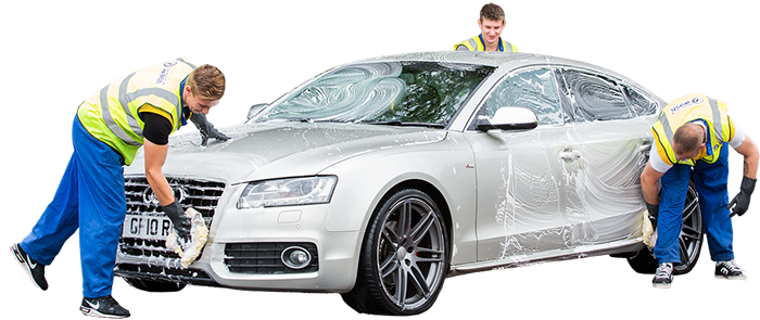 Washing Car PNG HD