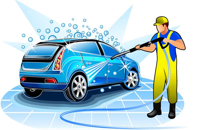 Washing Car PNG HD - 131777