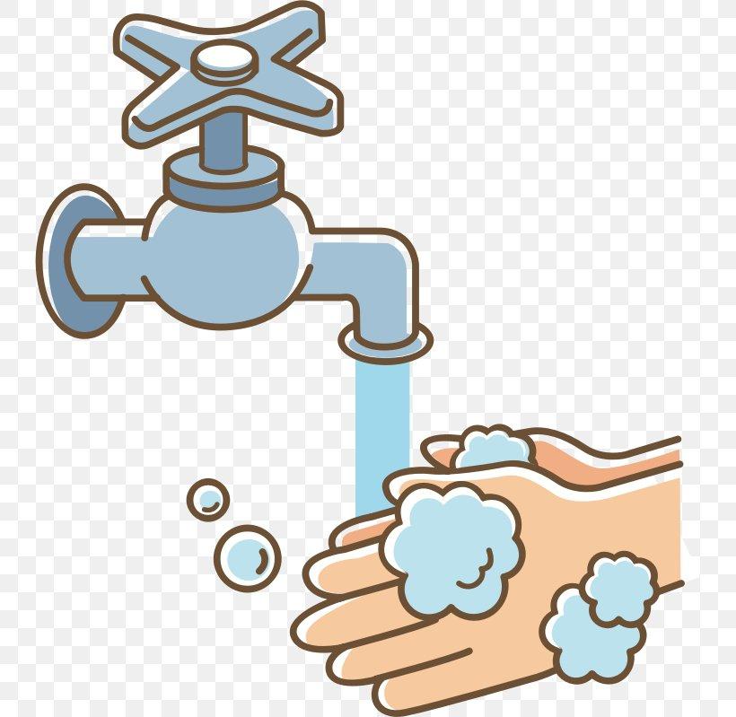 Washing Hand PNG