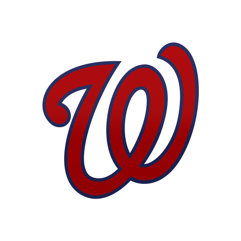 Washington Nationals Logo PNG