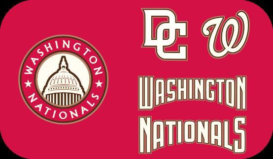 Washington Nationals Logo Vector PNG - 31909