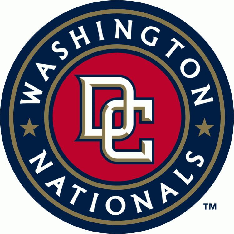 Washington Nationals Logo Vector PNG - 31905